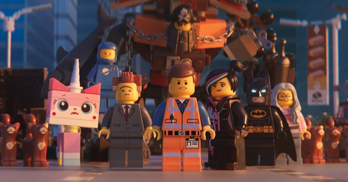 The Lego Movie Deutsch Ganzer Film