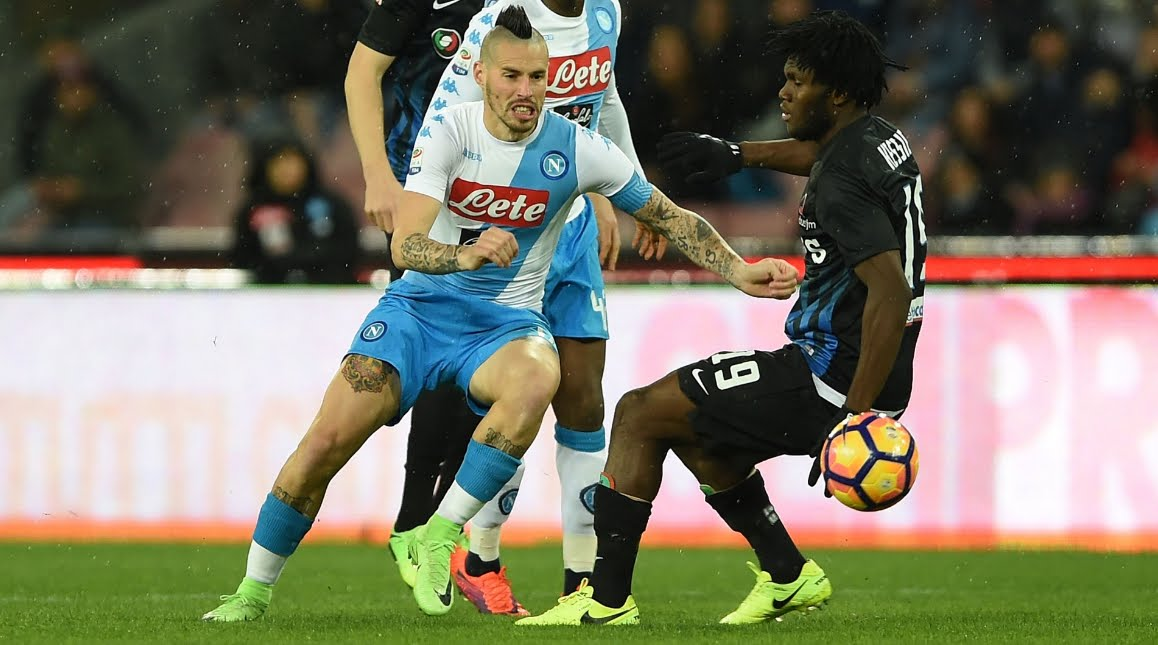 DIRETTA ATALANTA-NAPOLI Streaming, come vederla in LIVE Web e VIDEO TV