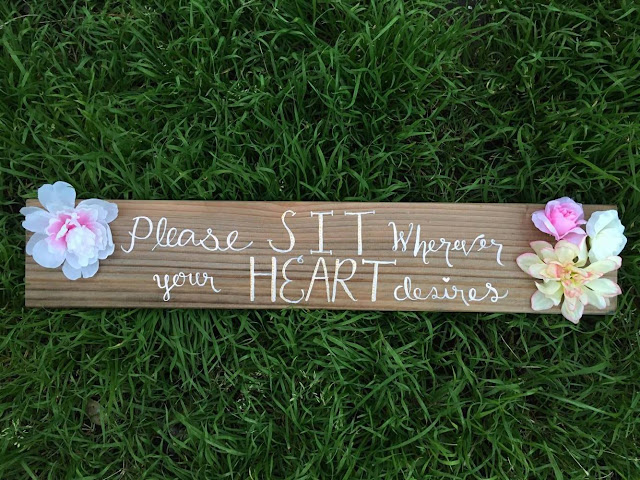 DIY Rustic Wedding Sign As My Approaches Less Than Four Months Ive Begun To Plan Out The Decor With Cousin Rachel