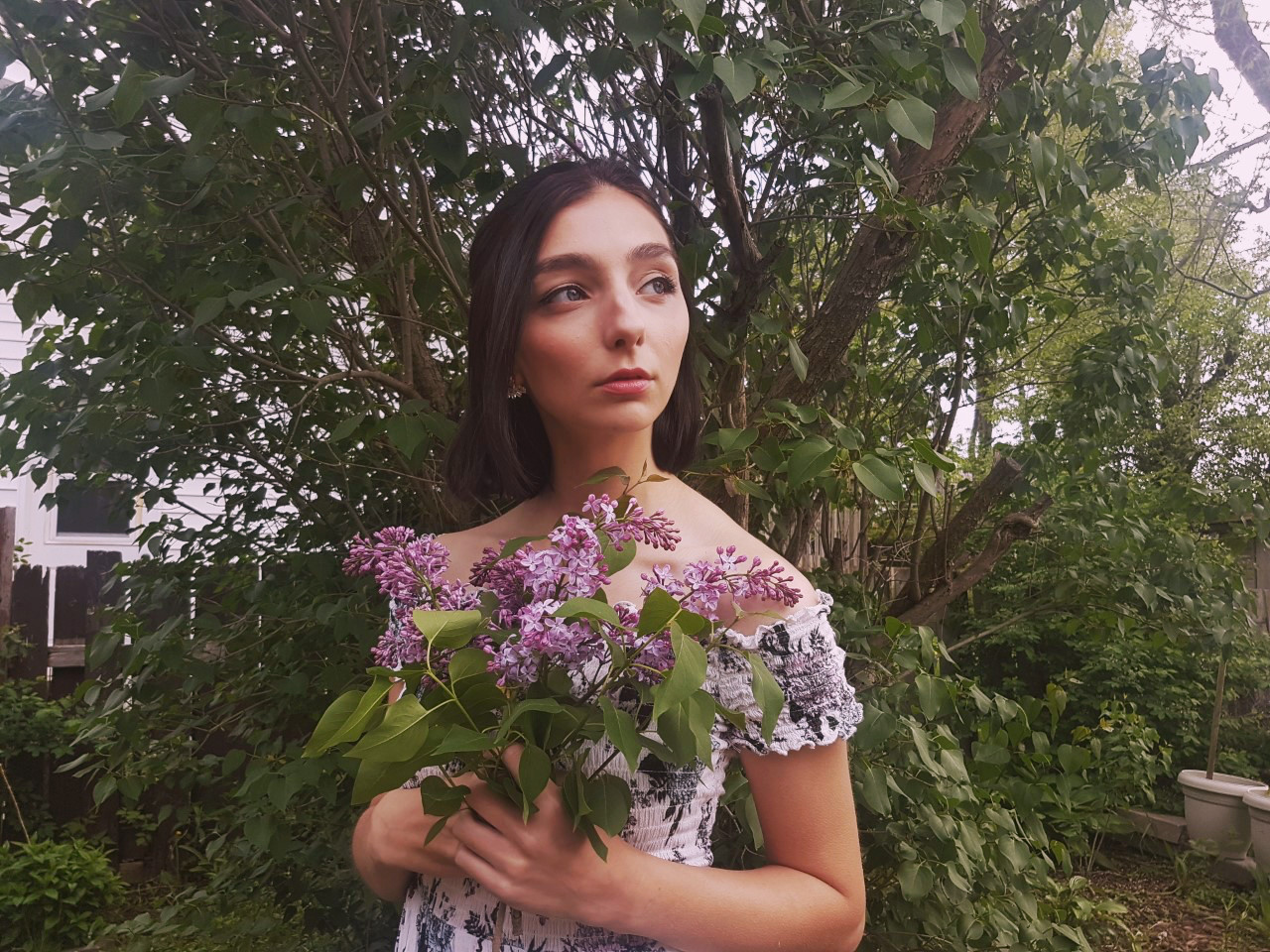wedding, spring, flowers, beauty blogger, fashion, ootd, personal style, feminine, Montreal