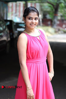 Actress Gayatri Rema Pictures in Pink Dress  0015.jpg