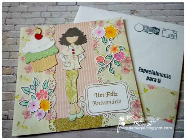 Docerela, Julie Nutting's dolls, Marianne Design dies, Flirty Frames