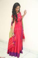 Manasa in Pink Salwar At Fashion Designer Son of Ladies Tailor Press Meet Pics ~  Exclusive 81.JPG