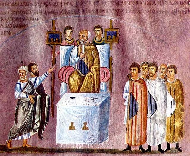 Πολύευκτος, ο Πατριάρχης που ασκούσε πολιτική.