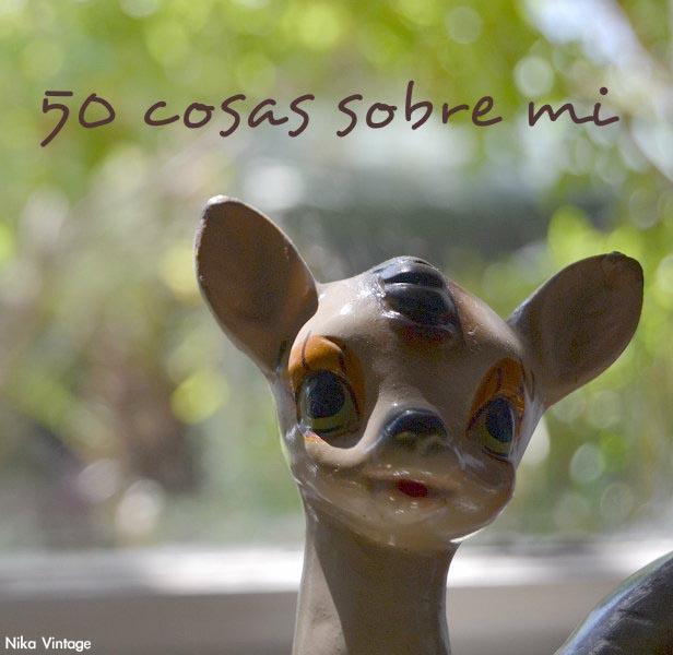50 cosas sobre mi, titlulo, cabecera