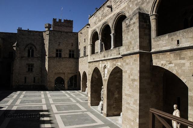 Burg, Rhodos stadt, Rhodos , insel, Island