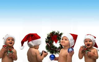 Bayi-bayi-natal-yang-lucu