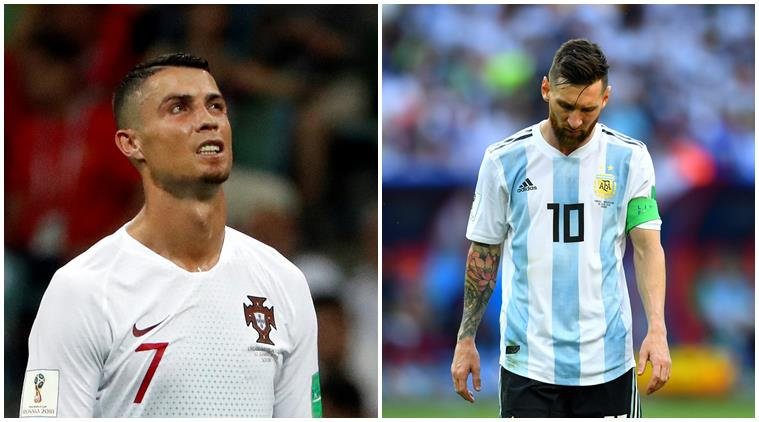 World Cup 2018: Rio Ferdinand speaks on Ronaldo, Messi crashing out same day