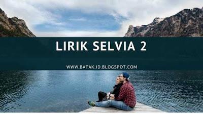 Lirik Selvia 2