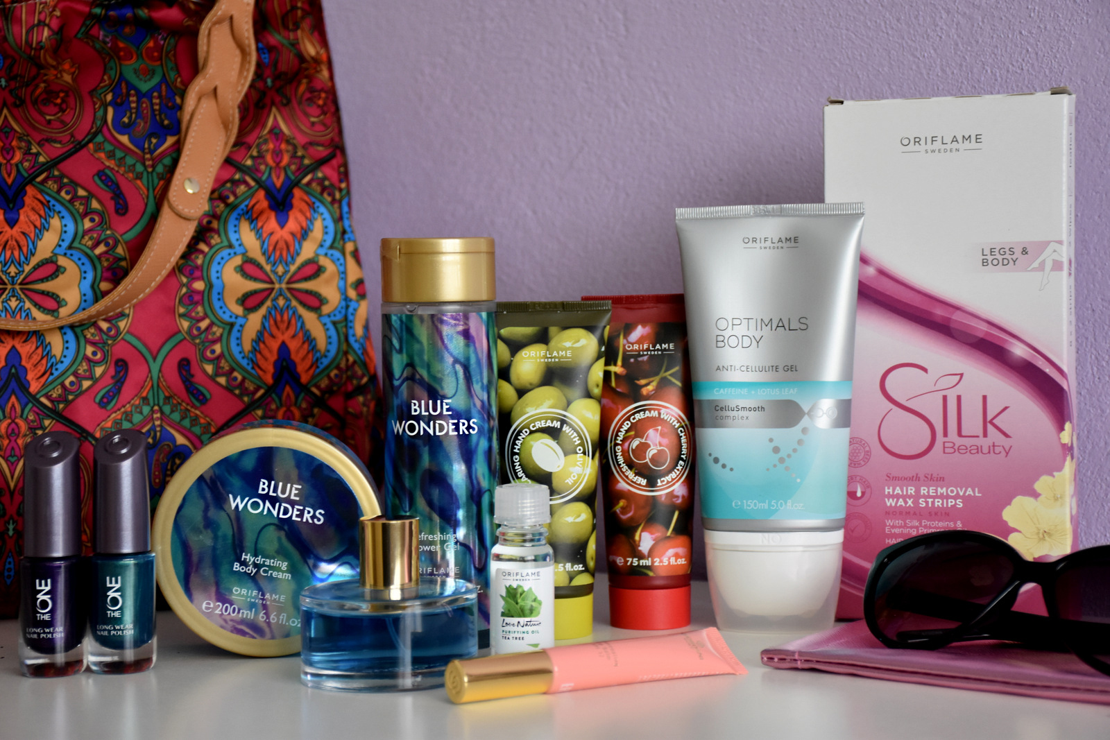 beauty tip: oriflame 8/2016