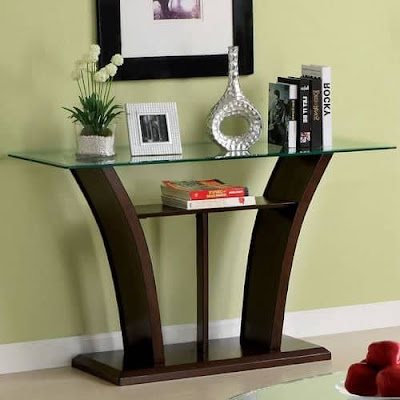 modern console table mirror design ideas 2019