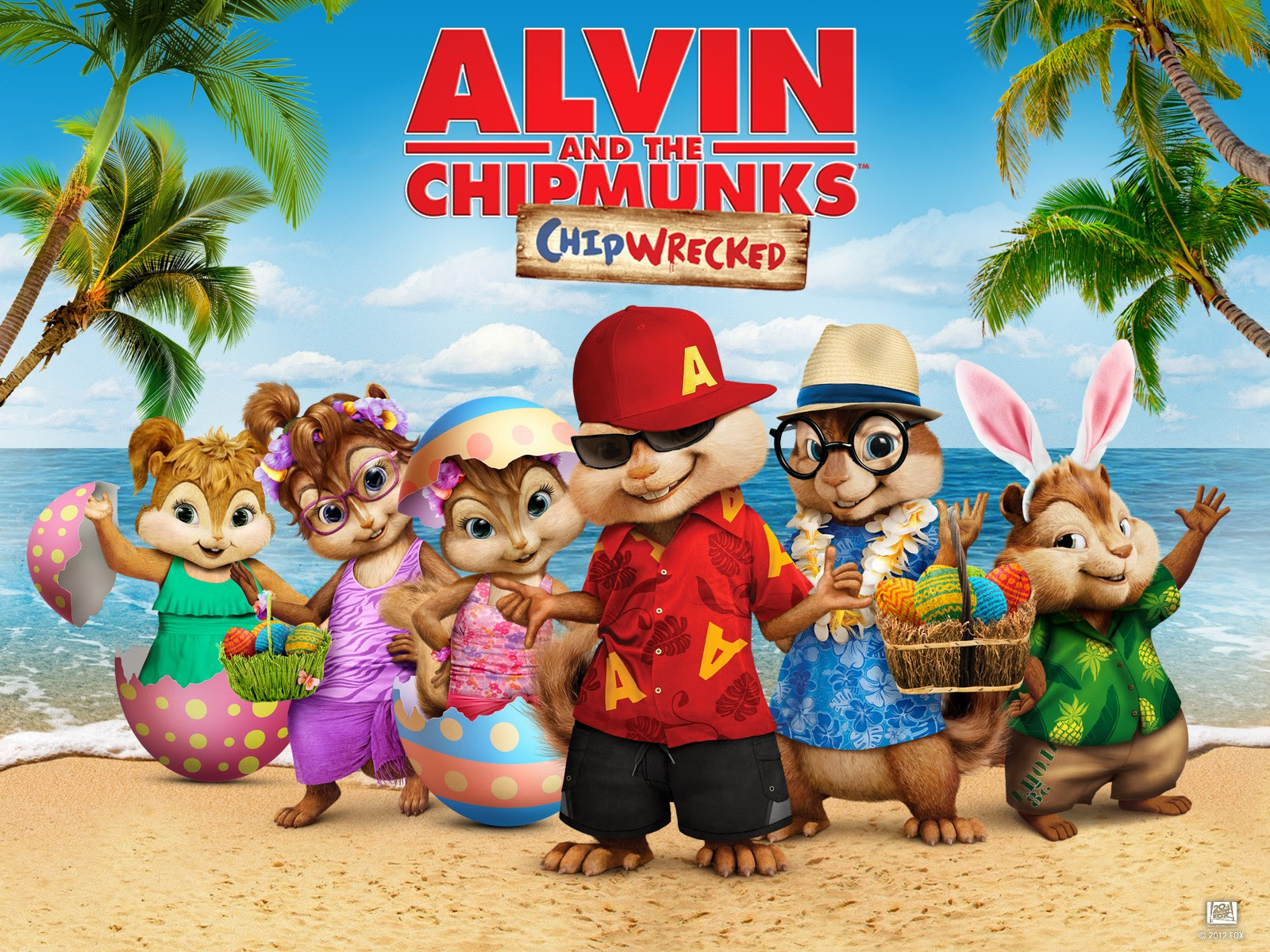 Wallpaper Atau DP BBM Alvin And The Chipmunks Khusus Android 2015