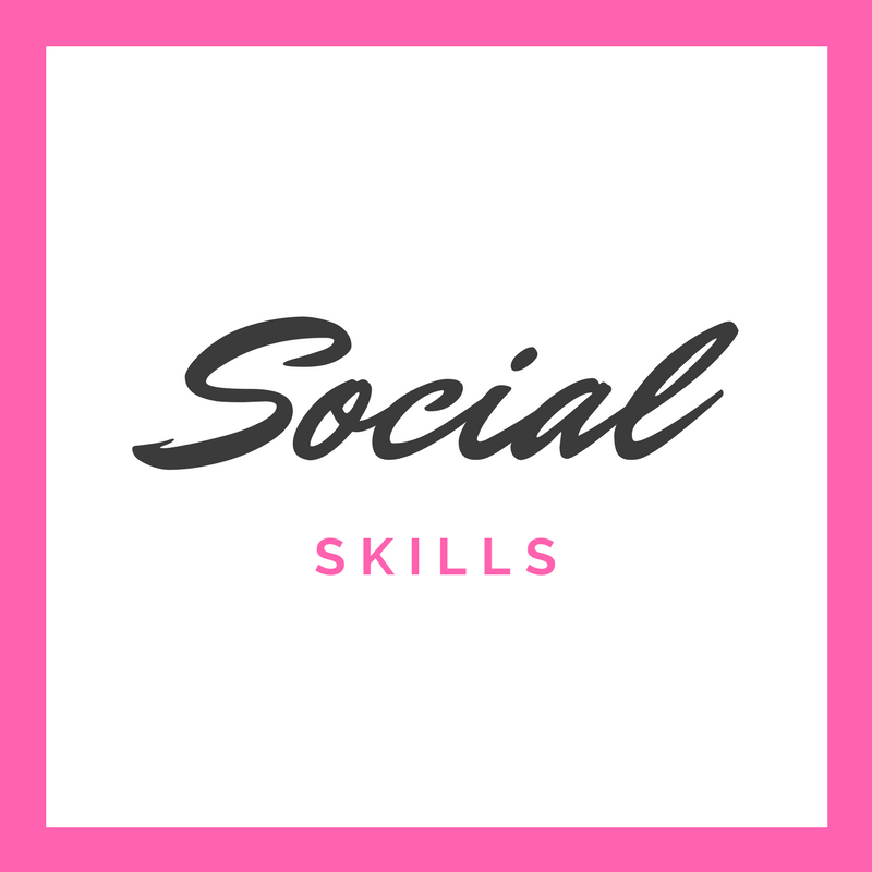 Social skills resources