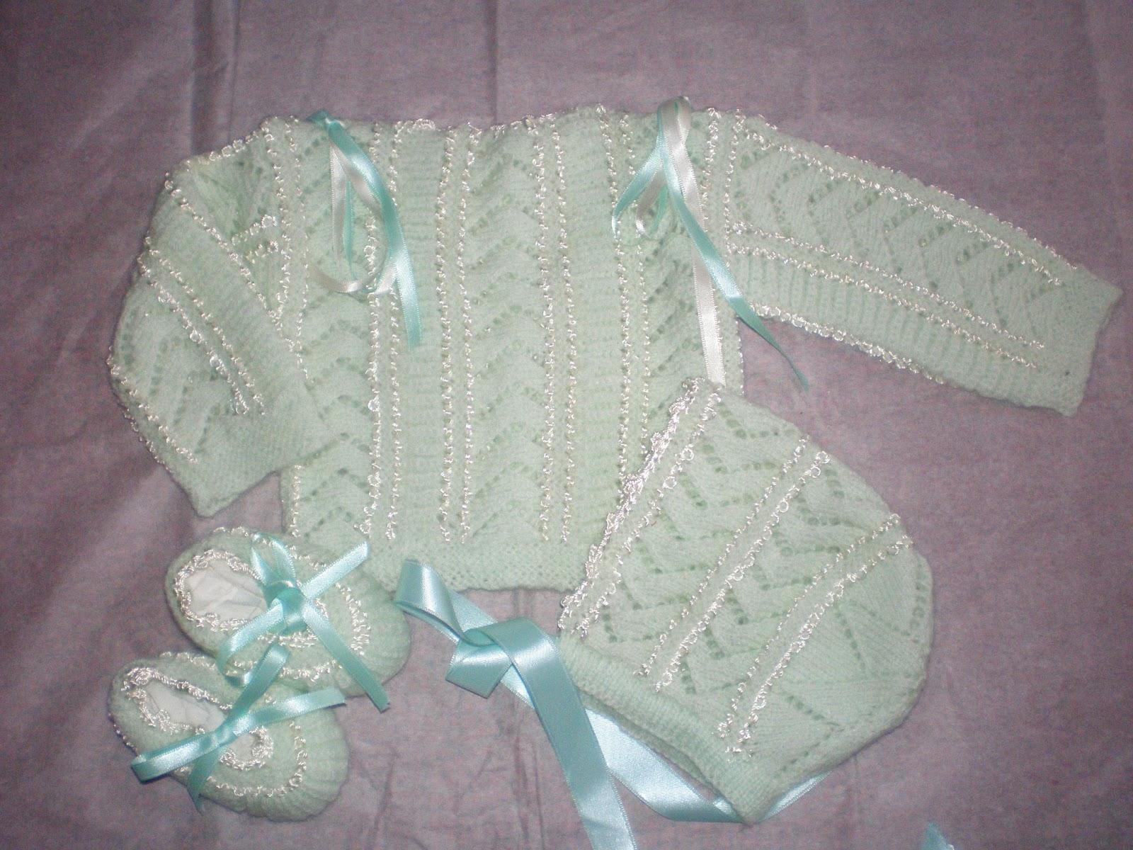 1ecdbb949 chaquetas bebe hechas a mano