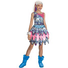 Monster High Rubie's Abbey Bominable Outfit Child Costume