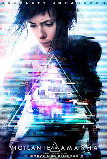 Review A Vigilante do Amanhã: Ghost in the Shell