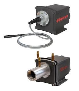 Dual-Wavelength Pyrometer