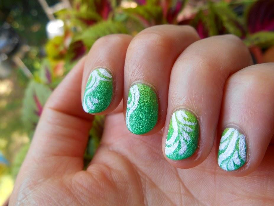 Vp Nails Du Nail Art Avec Un Sugar Mat