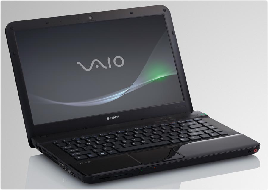 Sony Vaio VPCEC290X/BI TouchPad Settings Windows