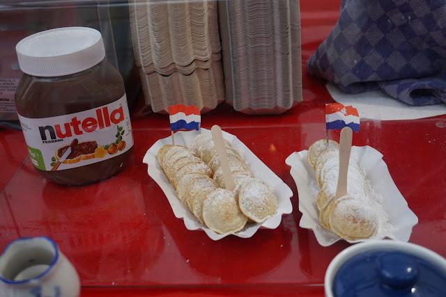 comida holandesa