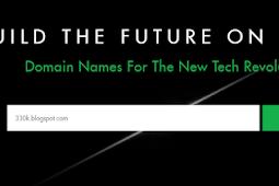 Cara Mudah Mendapatkan Domain .tech [Gratis]