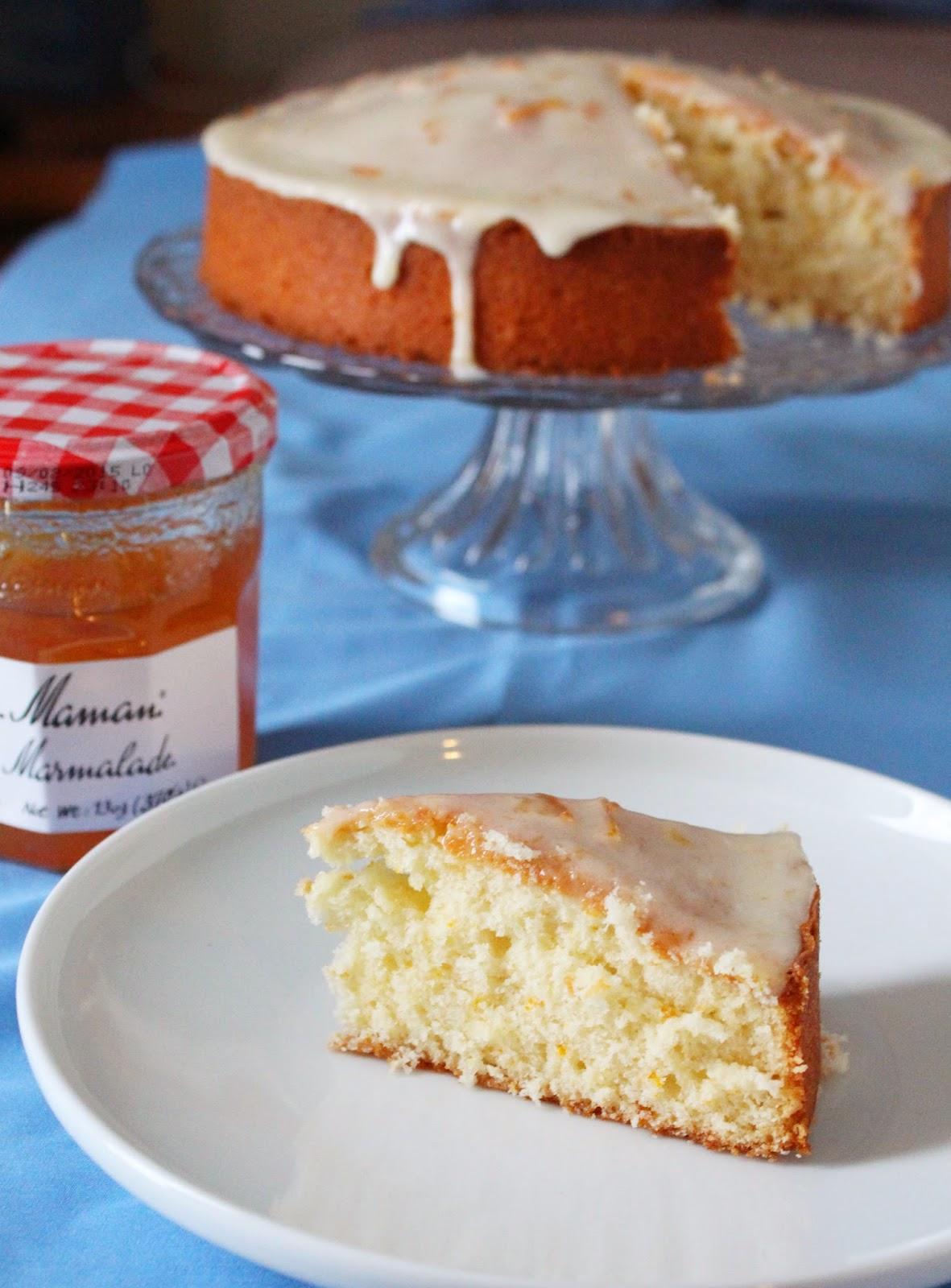 Bellini Carrot Cake