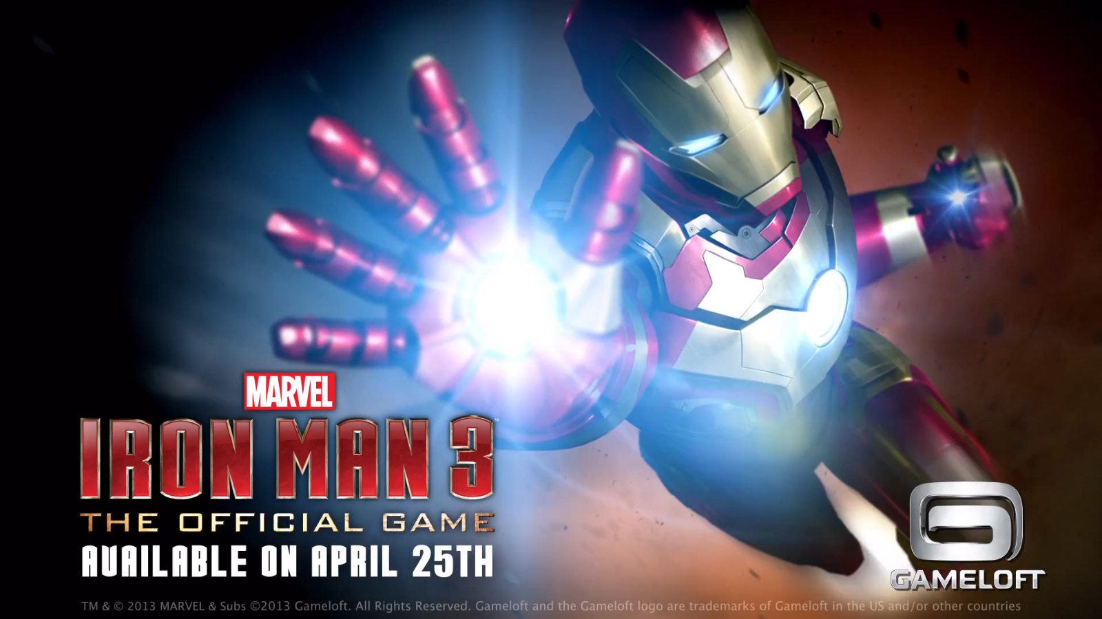 Descargar Iron Man 3 Java Para Celular