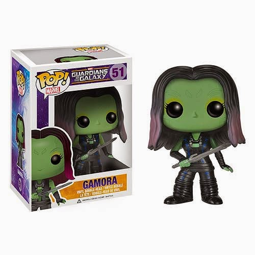 Gamora Pop! Vinyl Figure