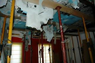 Aluminosis en edificios - Las Chumberas