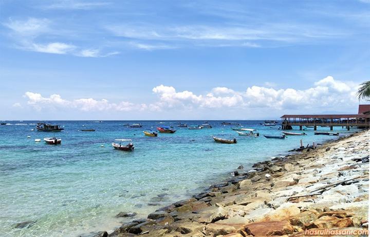 Percutian di Pulau Perhentian