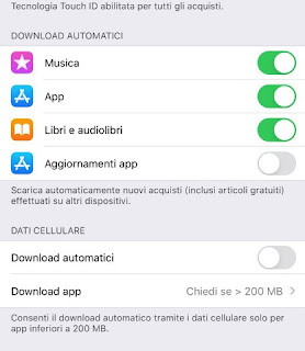 Download automatici