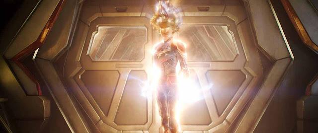 مراجعة فيلم Captain Marvel.. عندما يتم تضخيم الشخصية أكثر من اللازم يكون مصيرها الفشل مشاهد الأكشن