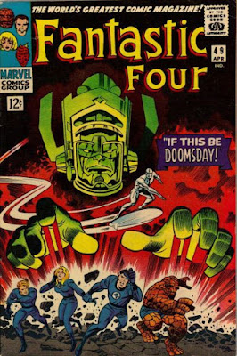 Fantastic Four #49, Galactus