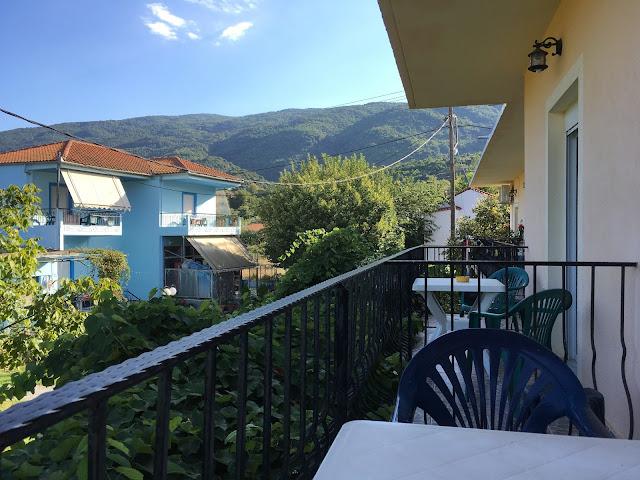 widok | balkon | hotel | krajobraz