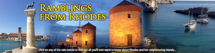 Ramblings from Rhodes
