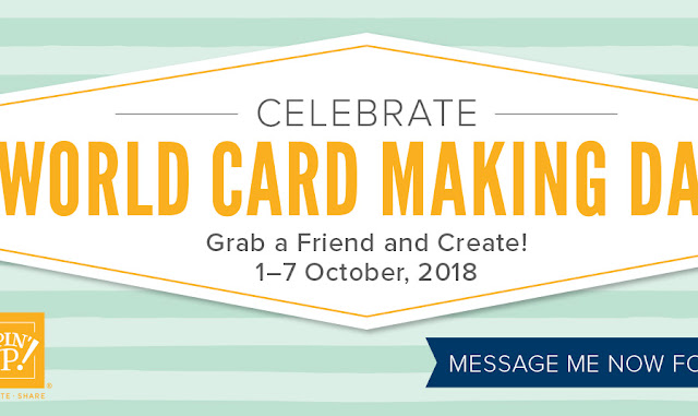 World Card Making Day Discounts