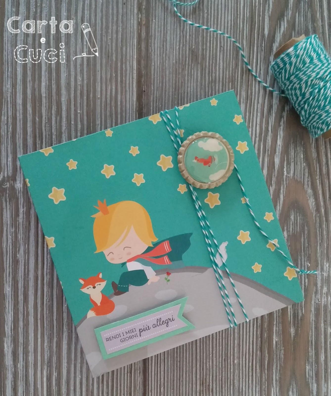 Cose Creative Con La Carta carta e cuci: squash book per la festa dei nonni - tutorial