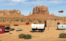 MONUMENT VALLEY SCENERY X-PLANE 11