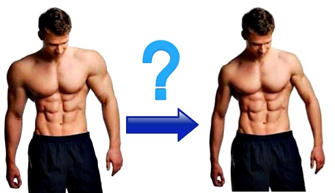 Perdida de masa corporal causas