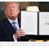 Trump pulls U.S. from Iran nuclear deal, to revive sanctions