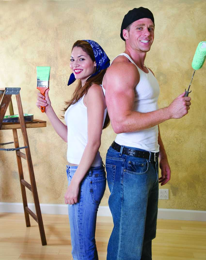 Homeworks painting services