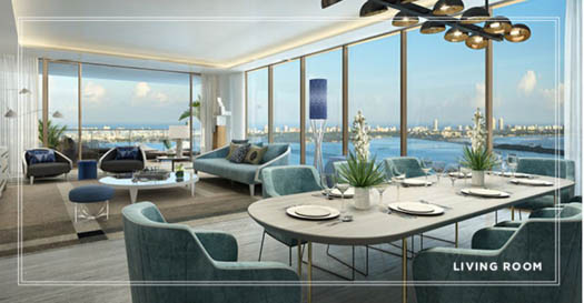 Condo Business In South Florida Elysee Miami Announces Its New 3 Bedroom Unit