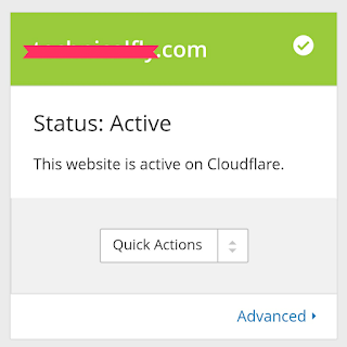 Setup Cloudflare CDN and SSL in WordPress