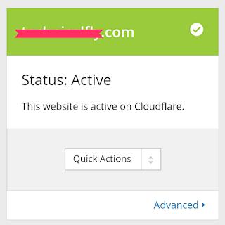 Setup Cloudflare CDN and SSL in WordPress