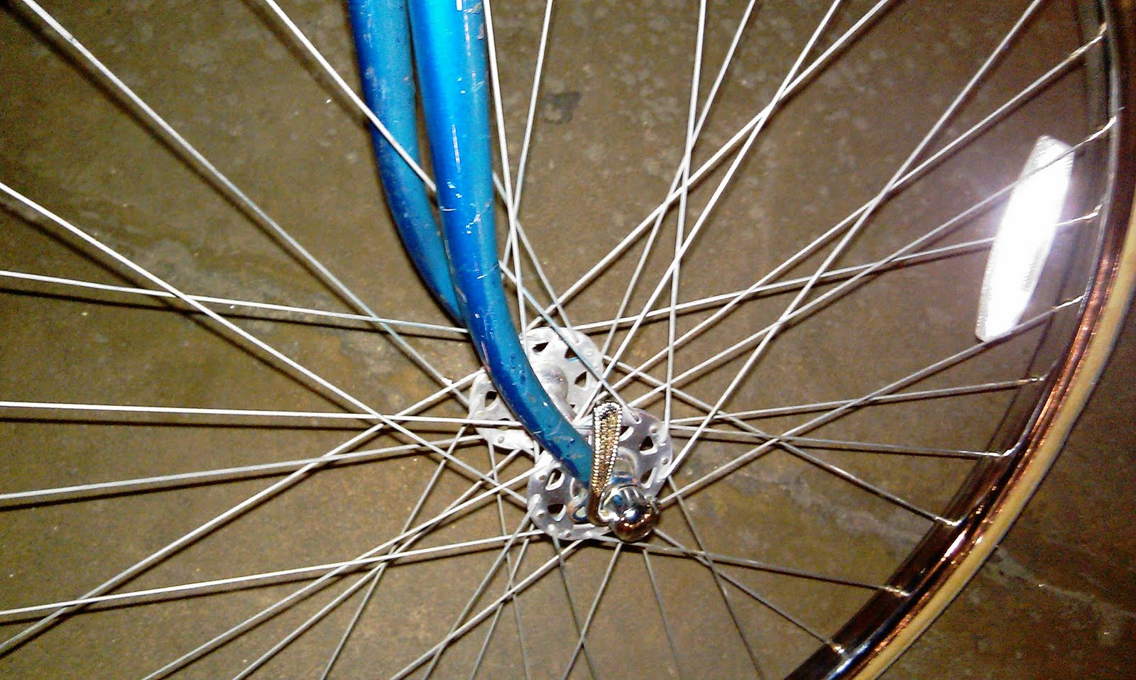ce4281433d4 ...here are several pics of the bike after cleaning up all exposed metal: