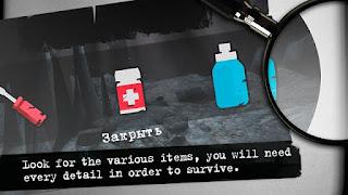 Image Game Cracked Mind 3D Horror Apk
