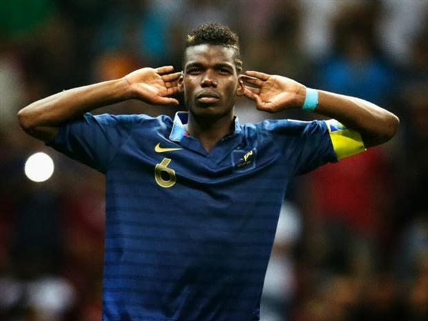 b96756d16f Leandro Silva Blog  Setor de embarque para a Copa - Paul Pogba - França
