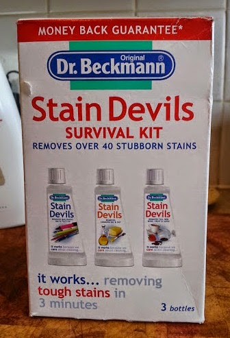 Dr Beckmann Stain Devils Survival Kit box pack