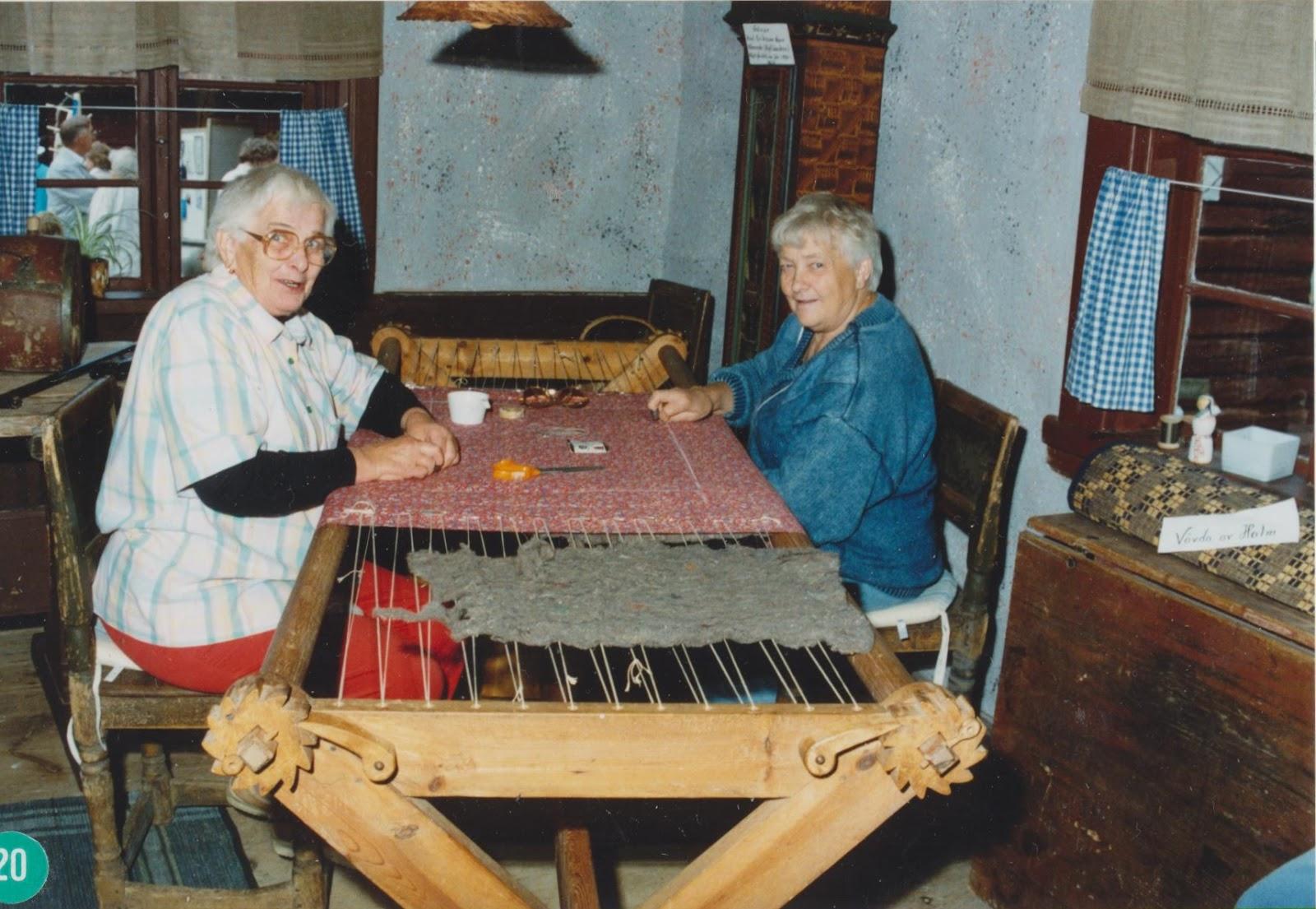Anna Marie-Louise Asplund, 56 r i Vsterfrnebo p Srgrsbo