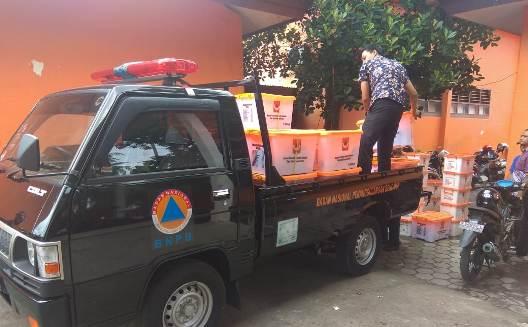 Breaking News : Bupati Kep. Selayar, Segera Pantau Pulau Terdampak Gelombang Pasang